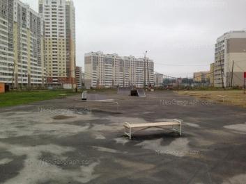 View to: Sovkhoznaya street, 8; Taganskaya street, 87; Taganskaya street, 89; Shefskaya street, 102; Shefskaya street, 104. Yekaterinburg (Sverdlovskaya oblast)