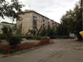 View to: Sukholozhskaya street, 7. Yekaterinburg (Sverdlovskaya oblast)