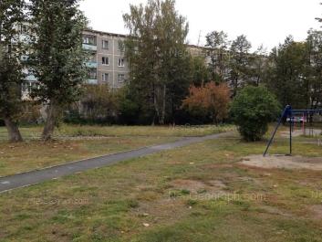 View to: Vikulova street, 37/2. Yekaterinburg (Sverdlovskaya oblast)