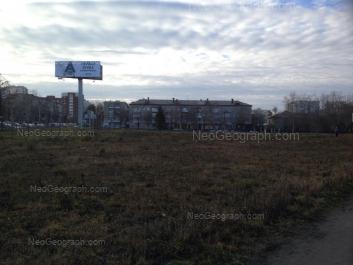 На фото видно: Белинского улица, 112; Белинского улица, 118. Екатеринбург (Свердловская область)
