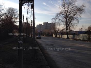 View to: Vikulova street, 55. Yekaterinburg (Sverdlovskaya oblast)