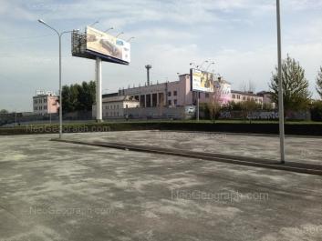 View to: Nagornaya street, 16. Yekaterinburg (Sverdlovskaya oblast)