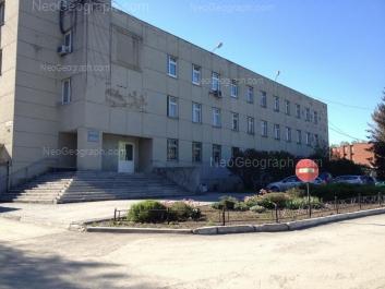 View to: Nachdiva Onufrieva street, 43. Yekaterinburg (Sverdlovskaya oblast)