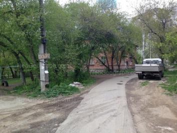 View to: Sovetskaya street, 2; Tobolskaya street, 76/3. Yekaterinburg (Sverdlovskaya oblast)
