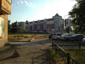 View to: Kosmonavtov avenue, 62. Yekaterinburg (Sverdlovskaya oblast)