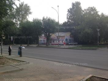 View to: Shefskaya street, 20. Yekaterinburg (Sverdlovskaya oblast)