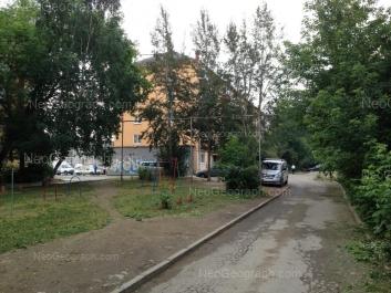 На фото видно: Космонавтов проспект, 49. Екатеринбург (Свердловская область)