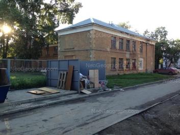 View to: Krasnoflotsev street, 25. Yekaterinburg (Sverdlovskaya oblast)