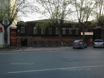 View to: Belinskogo street, 6А. Yekaterinburg (Sverdlovskaya oblast)