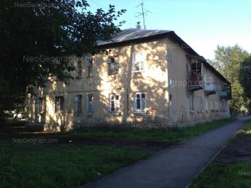 View to: Krasnikh Komandirov street, 126. Yekaterinburg (Sverdlovskaya oblast)
