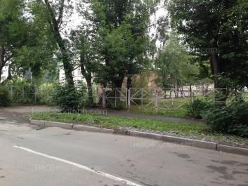 View to: Krasnikh Komandirov street, 92 (Детский сад №440, комбинированного вида). Yekaterinburg (Sverdlovskaya oblast)