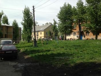 View to: Bebeliya street, 170; Bebeliya street, 174; Bebeliya street, 176; Bebeliya street, 176А. Yekaterinburg (Sverdlovskaya oblast)