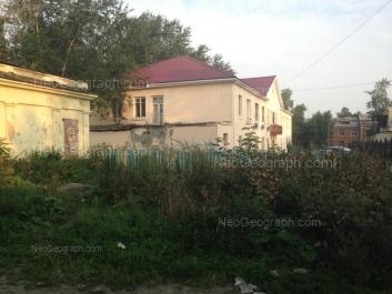 View to: Baumana street, 28Б. Yekaterinburg (Sverdlovskaya oblast)