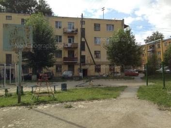 На фото видно: Ильича улица, 15; Кировградская улица, 3. Екатеринбург (Свердловская область)