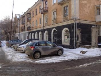 View to: Studencheskaya street, 13; Studencheskaya street, 30; Tekhnologicheskaya street, 10. Yekaterinburg (Sverdlovskaya oblast)