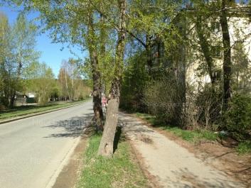 View to: Tekhnicheskaya street, 142. Yekaterinburg (Sverdlovskaya oblast)