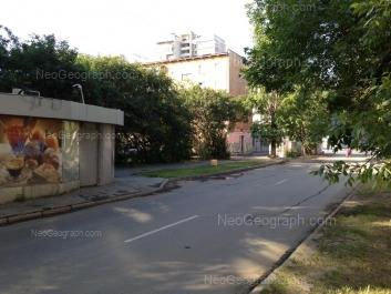 На фото видно: Победы улица, 36. Екатеринбург (Свердловская область)