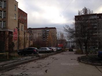 На фото видно: Сибирский тракт, 15А; Буторина улица, 3А; Куйбышева улица, 96. Екатеринбург (Свердловская область)
