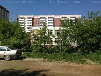 View to: Chekistov street, 7; Chekistov street, 9; Chekistov street, 22 (Детский сад №322). Yekaterinburg (Sverdlovskaya oblast)