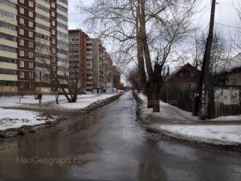 View to: Rastochnaya street, 15/7; Rastochnaya street, 15/8; Rastochnaya street, 17/3. Yekaterinburg (Sverdlovskaya oblast)