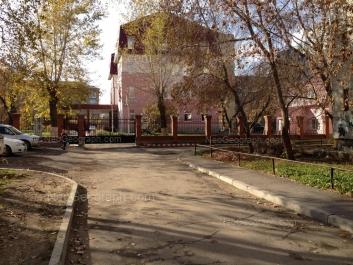 View to: Kominterna street, 18А; Mira street, 35. Yekaterinburg (Sverdlovskaya oblast)