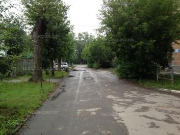 View to: Kirovgradskaya street, 62. Yekaterinburg (Sverdlovskaya oblast)