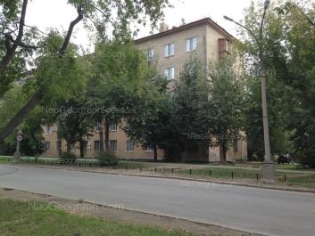 На фото видно: Агрономическая улица, 41. Екатеринбург (Свердловская область)