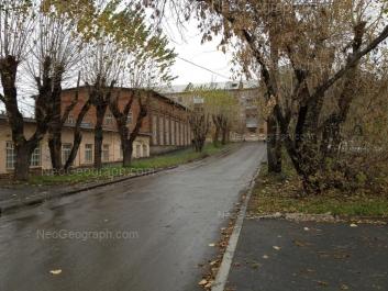 View to: Iulskaya street, 48; Uralskaya street, 27. Yekaterinburg (Sverdlovskaya oblast)