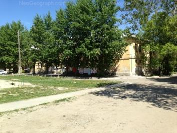 View to: Chernigovskiy lane, 19. Yekaterinburg (Sverdlovskaya oblast)