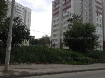 View to: Nachdiva Onufrieva street, 6/3; Nachdiva Onufrieva street, 8. Yekaterinburg (Sverdlovskaya oblast)
