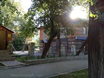 View to: Gagarina street, 5; Gagarina street, 5Б. Yekaterinburg (Sverdlovskaya oblast)