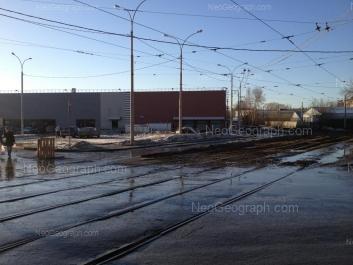 View to: Kosmonavtov avenue, 2. Yekaterinburg (Sverdlovskaya oblast)