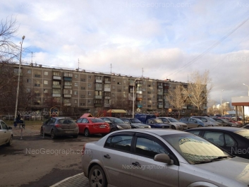 На фото видно: Самолётная улица, 25. Екатеринбург (Свердловская область)