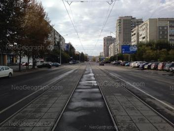 View to: Vikulova street, 32А; Vikulova street, 32Б; Vikulova street, 35/1. Yekaterinburg (Sverdlovskaya oblast)