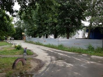View to: Kommunisticheskaya street, 103. Yekaterinburg (Sverdlovskaya oblast)