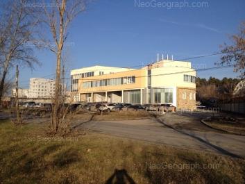 На фото видно: Заводская улица, 77. Екатеринбург (Свердловская область)