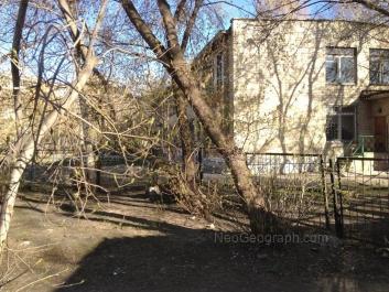 View to: Posadskaya street, 30/4 (Детский сад №302, компенсирующего вида). Yekaterinburg (Sverdlovskaya oblast)