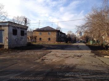 View to: Ogareva street, 22. Yekaterinburg (Sverdlovskaya oblast)