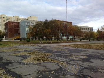 На фото видно: Крауля улица, 91 (школа №48). Екатеринбург (Свердловская область)