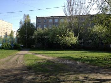 View to: Akademika Bardina street, 32/2; Akademika Bardina street, 36. Yekaterinburg (Sverdlovskaya oblast)