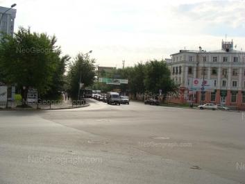 View to: Sibirskiy trakt street, 2; Sibirskiy trakt street, 5/1. Yekaterinburg (Sverdlovskaya oblast)