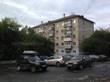 View to: Anri Barbusa street, 13; Melnikova street, 42. Yekaterinburg (Sverdlovskaya oblast)