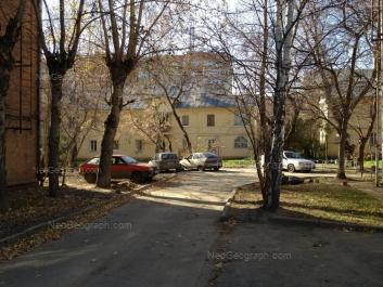 View to: Michurina street, 237А к5; Michurina street, 237А к2. Yekaterinburg (Sverdlovskaya oblast)