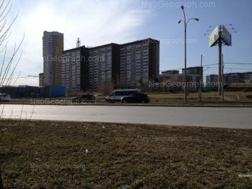 View to: Tavatuiskaya street, 1д; Tekhnicheskaya street, 12; Tekhnicheskaya street, 18Б. Yekaterinburg (Sverdlovskaya oblast)