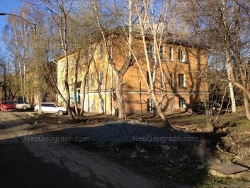 View to: Vilonova street, 94/2; Vilonova street, 94/3. Yekaterinburg (Sverdlovskaya oblast)
