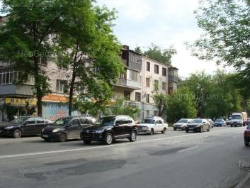 На фото видно: Декабристов улица, 16/18Б; Декабристов улица, 16/18В. Екатеринбург (Свердловская область)