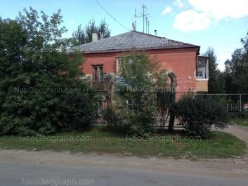 На фото видно: Агрономическая улица, 51. Екатеринбург (Свердловская область)