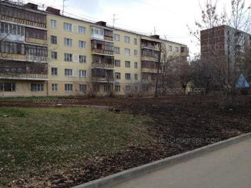 View to: Saperov lane, 5; 8 Marta street, 78А. Yekaterinburg (Sverdlovskaya oblast)