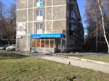 View to: Posadskaya street, 36. Yekaterinburg (Sverdlovskaya oblast)