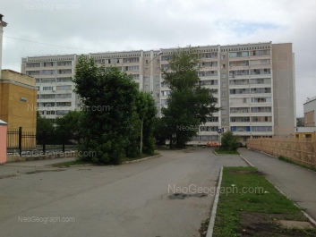 На фото видно: Таганская улица, 51А. Екатеринбург (Свердловская область)